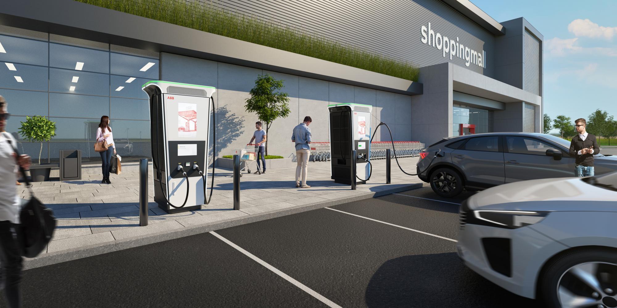 Зарядиться на 100 км за 3 минуты: представлена самая быстрая в мире зарядная станция для электромобилей
